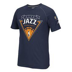 NBA Utah Jazz Mens Power Forward Climalite Ultimate Tee 3XLarge Navy   See  this great product 170bf35ee