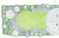 Hard Landscaping/Garden Design Back Garden