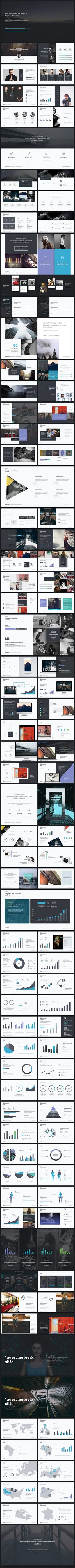 Martin Business PowerPoint Template. Download here: http://graphicriver.net/item/martin-business-themes/15615679?ref=ksioks