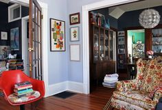 Susan's Colorful Cabinet Of Curiosities — House Tour