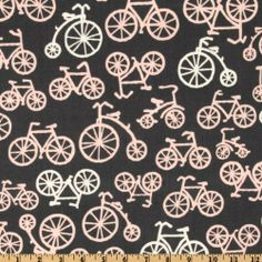 44'' Wide Michael Miller It's a Girl Thing Bicycles Bloom Grey Fabric By The Yard by Michael Miller, http://www.amazon.com/dp/B00598CJT8/ref=cm_sw_r_pi_dp_ftzasb08WFDB7