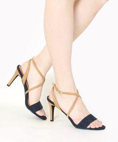 RANDA(ランダ)★公式サイト│レディース靴通販バイカラークロスストラップサンダル/PS4251/RANDA/P(S ピンク): サンダル