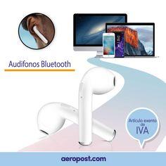 Escucha lo que quieras sin cables con unos audífonos Bluetooth.   Ideal para llamadas en el automóvil, escuchar música, noticias, amigos, chatear o trabajar.   ¡Y SI NO TE GUSTA, LO DEVUELVES!  #compras #ofertas #audifonos #shopping #bluetooth #colombia #tiendaonline #music #shoppingonline Ebay, Shopping, Listening To Music, Bluetooth Hearing Aids, Colombia, News, Friends