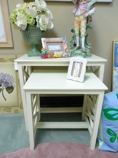 Nesting Tables $49.00 - Consign It! Consignment Furniture