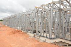 Prefeitura de Boa Vista promove obras de construção de Escola #pmbv #prefeituraboavista #boavista #roraima #obras