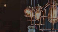 Industriali leggeri di n. 15 a sospensione in rame-gabbia