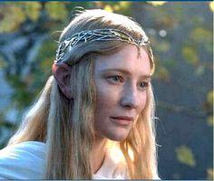 Bandeau elfique de Galadriel