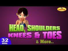 moral stories: Head Shoulders Knees and Toes Plus Lots More 3D Rh...