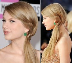 Cool Taylor Swift Hairstyle Images