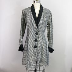 Mini Check Walking Jacket, $154, now featured on Fab.