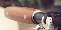 Daily. Wood Bike Grips Redesigned to Feel Amazing Forever. by Yossi and Max — Kickstarter