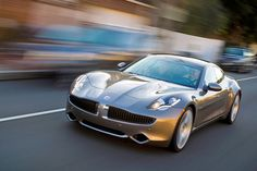 Fisker Automotive | All electric Karma
