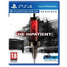 Learn about PlayStation VR Exclusive The Inpatient Confirmed for Retail Release http://ift.tt/2gUHNWn on www.Service.fit - Specialised Service Consultants.