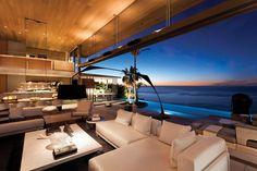 Modern Home with Ocean Views, Architecture Beast: Modern house designs: De Wet 34 by SAOTA Luxury Living, Coastal Living, Modern Living, Cozy Living, Exterior Design, Interior And Exterior, Modern Interior, Modern Furniture, Tropical Interior