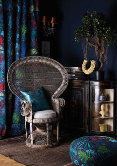 Matthew Williamson Floridita Fabric Osborne And Little | TM Interiors Limited