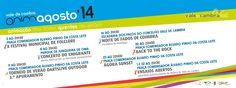 ANIMAGOSTO 2014 > Agosto 2014 @ Vale de Cambra  #ValeDeCambra