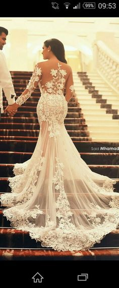 Amazing Wedding dress