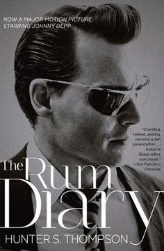 The Rum Diary. The life of Hunter S. Thompson was so weird! Depp knew him & I felt he captured the essence of the man perfectly. Good book. Strange movie. Read this or watch the film. You decide.