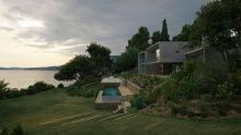 Maison Le Cap in Southern France by Pascal Grasso Architectures