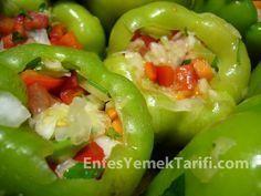 Dolma Biber Turşusu Marinated Olives, Recipe Search, Turkish Recipes, Fermented Foods, Turkish Kitchen, Food Blogs, Winter Food, Relleno, Pickles