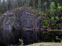 Helvetinjärvi National Park. Photo: Metsähallitus/Hannamaria Potila Baltic Sea, Conservation, Finland, National Parks, Public, Book, Nature, Naturaleza, Book Illustrations