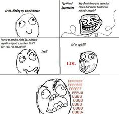 A Rage Comic     Cool and funny!  Check us out!