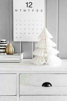 Ideas minimalistas para la Navidad