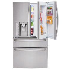 LG LMXS30776S  French Door Refrigerator