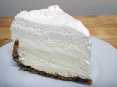 Vanilla Bean Cheesecake... supposedly better than TGI Fridays... which means I HAVE to try it!! @Lindsey Grande Feyder @Michelle Flynn Feyder