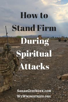 Learn 5 ways you can stand firm in your next spiritual attack by studying Job's life. Spiritual Attack, Spiritual Warfare, Spiritual Growth, Spiritual Wisdom, Women Of Faith, Faith In God, Faith Walk, Christian Meditation, Biblical Womanhood
