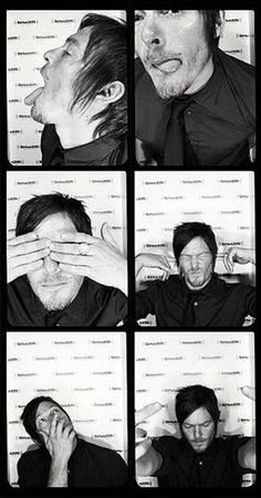 Norman Reedus Iphone Wallpaper