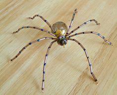 Dans le Lakehouse: DIY Christmas Spider Inspiration