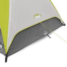 Core 3 Person Instant Dome Tent - x
