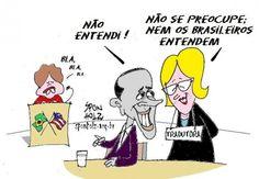 Quem entende Dilma?...