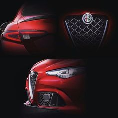 Alfa Romeo Giulia, a mix of emotions, state-of-the-art technology, race–inspired performance and seductive styling.