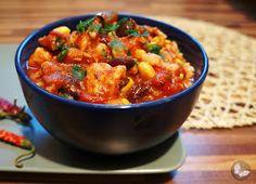 Doprawione fantazją...: Kurczak z ryżem po meksykańsku Tex Mex, Mozzarella, Chili, Salsa, Curry, Food And Drink, Soup, Mexican, Chicken