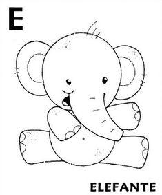 Fichas Infantiles: Letras Grafomotricidad