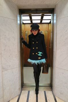 The wardrobe of Ms. B: #Strindbergevening