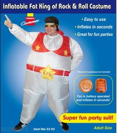Various Elvis Costumes €35 from Adverts.ie #Elvis #Halloween