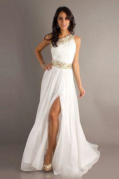 Greek goddess dress Más