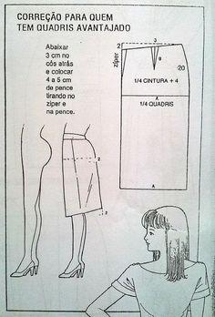 TOCA LA IMAGEN Y APRENDE COMO HACER PATRONES PARA FALDAS PASO A PASO CURSO GRATIS
