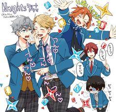 埋め込み画像 Star K, Ensemble Stars, No Name, My King, Me Me Me Anime, Cute Guys, Novels, Fan Art, My Love