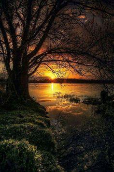 Beautifull sunset !!