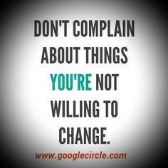 Time for change.... www.googlecircle.com