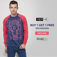 2471e35ea Buy 1 and Get 1 FREE On Footwear  amp  Fashion Yepme. Grab Now -