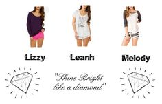 """""""Shine Bright"""" by myl25 ❤ liked on Polyvore featuring Forever 21"""