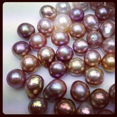 Edison pearls - @Adriano Genisi- #webstagram