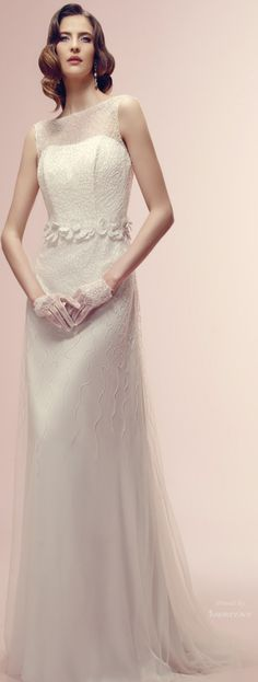 Beautiful Wedding Gowns By Alessandra Rinaudo 2014