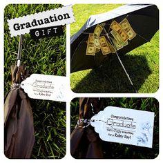 Graduation Gift - rainy day