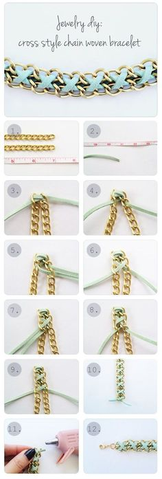 Accessories play a big part of your outfit, every tiny part can add something to your look. But have you ever thought that you can make them yourself? Here are some useful tutorials to start creating your own accessories.